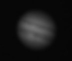 Jupiter – Aligned and Stacked