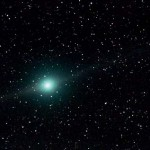 Comet Lulin's closest approach is near