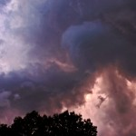 Cloud rotation witnessed by CtCameraeye in Marlborough, Ct. as a second night severe of weather hits Connecticut