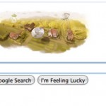 Google Doodle out of this world