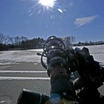 Another mid winter solar viewing day in Connecticut