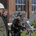 Peabody Museum Solar Party draws hundreds