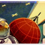 Google celebrates first man in space anniversary