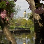 Springtime at Hartford's Bushnell Park