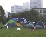 """Occupy Hartford "" missing the best part of the day"