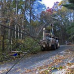 Connecticut National Guard now clearing roads