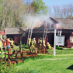 Avon Historic House Burns